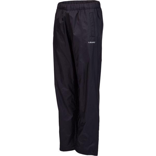 Lewro ORIN czarny 152-158 - Spodnie dziecięce