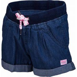 Lewro KARINA - Dívčí šortky džínového vzhledu