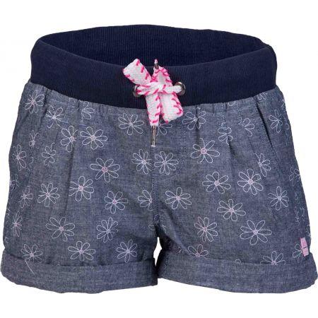Dívčí šortky džínového vzhledu - Lewro KARINA - 2