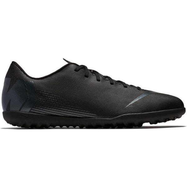 Nike MERCURIALX  VAPOR 12 CLUB TF černá 11.5 - Pánské turfy