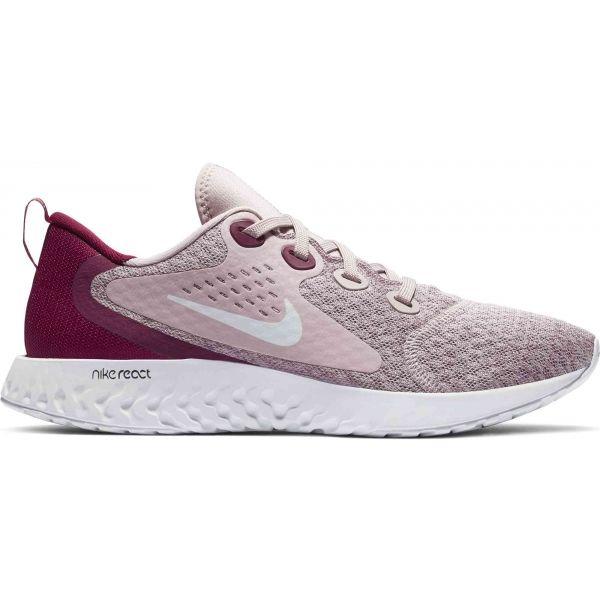 Nike LEGEND REACT W fialová 9 - Dámská běžecká obuv