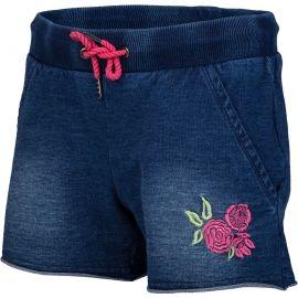 Lewro OANA - Dívčí šortky džínového vzhledu