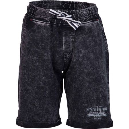 Dětské šortky džínového vzhledu - Lewro RAYEN - 2