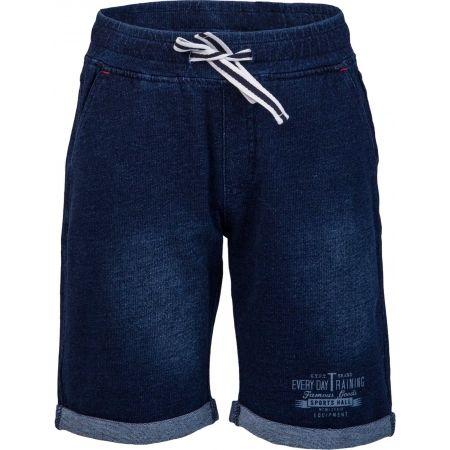 Detské šortky s džínsovým vzhľadom - Lewro RAYEN - 2