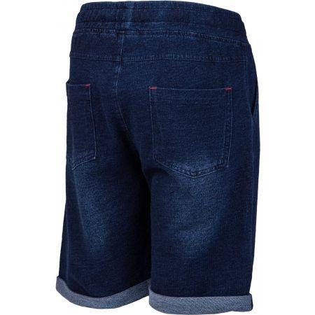 Detské šortky s džínsovým vzhľadom - Lewro RAYEN - 3