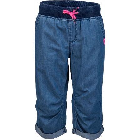 Детски 3/4 панталони в дънков стил - Lewro ORA - 2