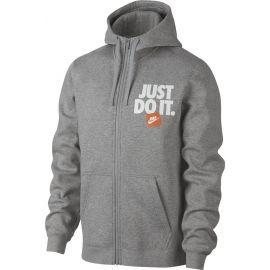 Nike NSW JDI HOODIE FZ FLC - Pánska mikina 6508fa40403