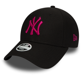 8643ec47928 New Era 9FORTY WOMENS DIAMOND ERA NEW YORK YANKEES - Dámská klubová  kšiltovka