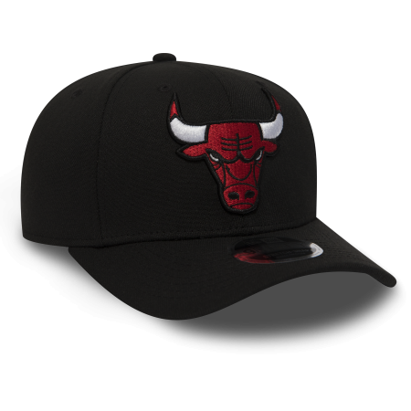 Pánská klubová kšiltovka - New Era 9FIFTY STRETCH SNAP CHICAGO BULLS - 2