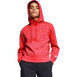 Nike NSW HOODIE AOP SWSH - Hanorac damă