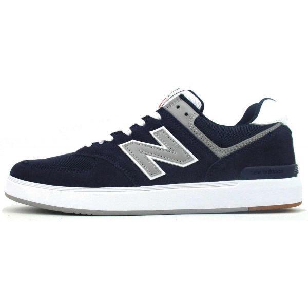 New Balance AM574NYR - Pánska voľnočasová obuv