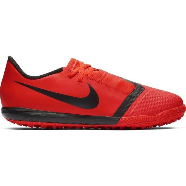 Nike JR PHANTOM VNM ACADEMY TF černá 5.5Y - Dětské turfy