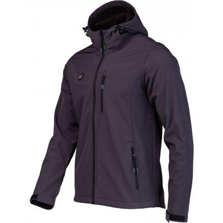 Men's softshell jacket - Willard DINOS - 2