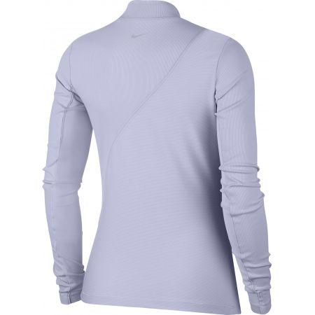 Dámske tričko - Nike NP HPRCL RIB LS TOP - 2