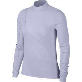 Nike NP HPRCL RIB LS TOP - Damen Shirt