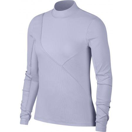 Nike NP HPRCL RIB LS TOP - Dámské triko