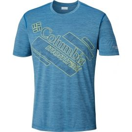 Columbia TRINITY TRAIL 2.0 GRAPHIC SHORT SLEEVE - Men's sports T-shirt