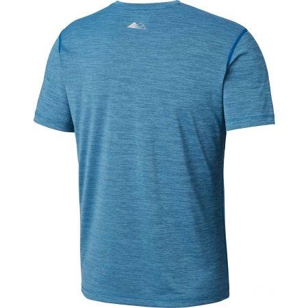 Pánské sportovní tričko - Columbia TRINITY TRAIL 2.0 GRAPHIC SHORT SLEEVE - 2