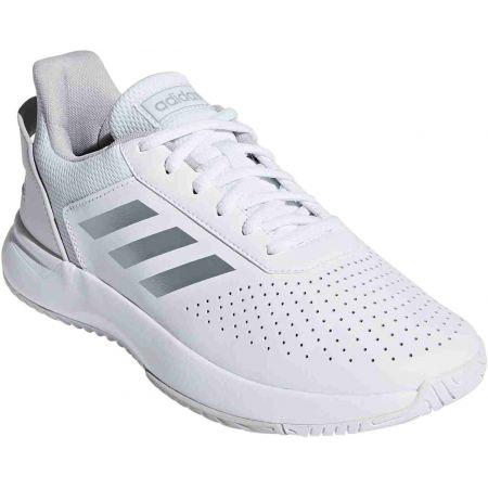 Dámska tenisová obuv - adidas COURTSMASH W - 5