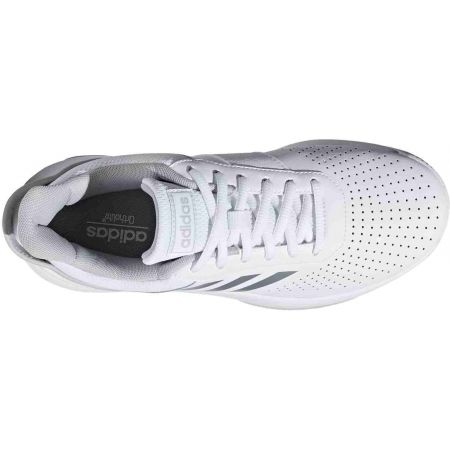 Dámska tenisová obuv - adidas COURTSMASH W - 3