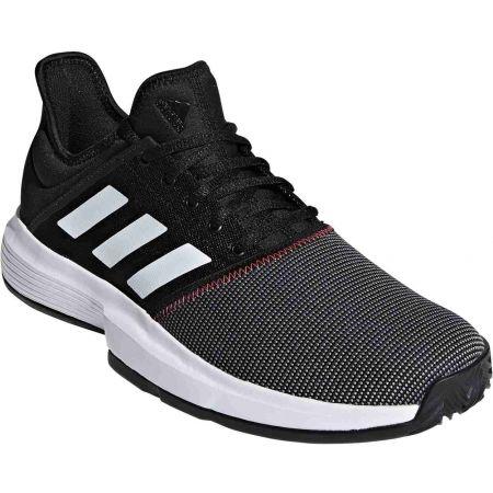 Pánska tenisová obuv - adidas GAMECOURT M - 5