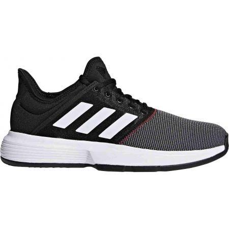 Pánska tenisová obuv - adidas GAMECOURT M - 1