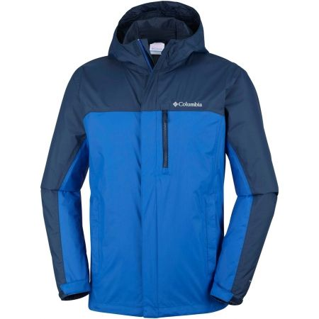 Pánska bunda - Columbia POURING ADVENTURE II JACKET M - 1