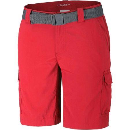 Мъжки къси панталони - Columbia SILVER RIDGE II CARGO SHORT - 1