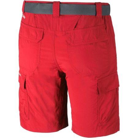 Мъжки къси панталони - Columbia SILVER RIDGE II CARGO SHORT - 2
