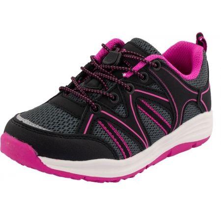 ALPINE PRO HANNO - Dětská sportovní obuv