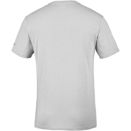 Pánske tričko - Columbia LEATHAN TRAIL TEE - 2