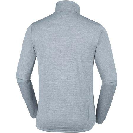 Men's outdoor sweatshirt - Columbia CHESTER PARK FLEECE - 2