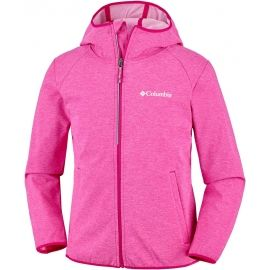 Columbia HEATHER CANYON SOFTSHELL JACKET - Geacă outdoor de copii