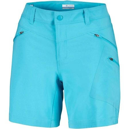 Columbia PEAK TO POINT SHORT - Spodenki outdoorowe damskie