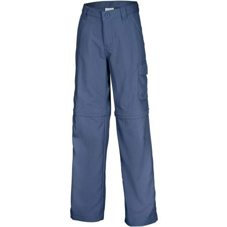 Girls' outdoor pants - Columbia SILVER RIDGE III CONVERTIBLE PANT - 1