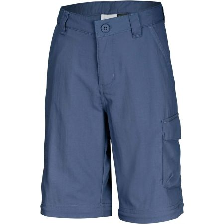 Girls' outdoor pants - Columbia SILVER RIDGE III CONVERTIBLE PANT - 3