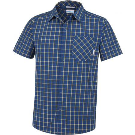 Columbia TRIPLE CANYON SHORT SLEEVE SHIRT - Pánská outdoorová košile