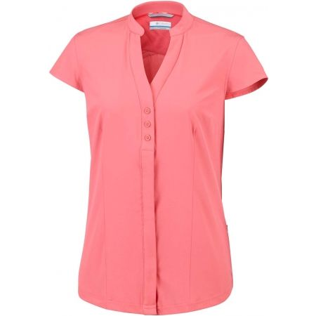 Women's short sleeve shirt - Columbia SATURDAY TRAIL STRETCH SS SHIRT - 1