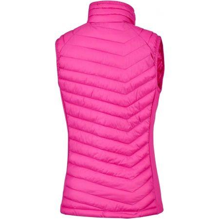 Women's outdoor vest - Columbia POWDER PASS VEST W - 2