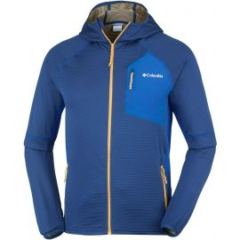 Columbia TRIPLE CANYON HOODED FLEECE - Hanorac outdoor bărbătesc