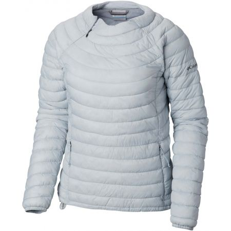 Columbia POWDER PASS PULLOVER - Dámska bunda