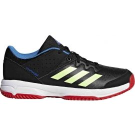 adidas COURT STABIL JR - Children's handball shoes
