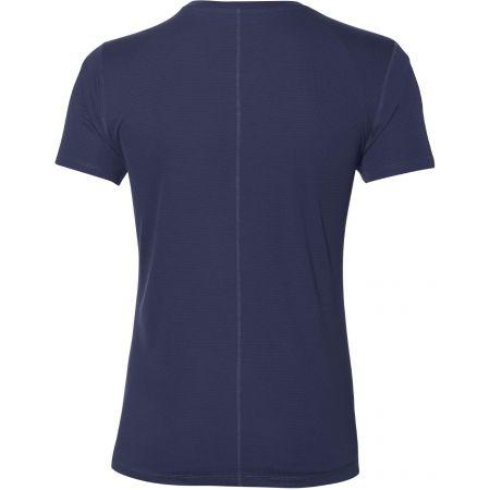 Pánske běžecké tričko - Asics SILVER SS TOP - 2