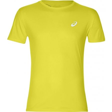 Men's running T-shirt - Asics SILVER SS TOP - 1