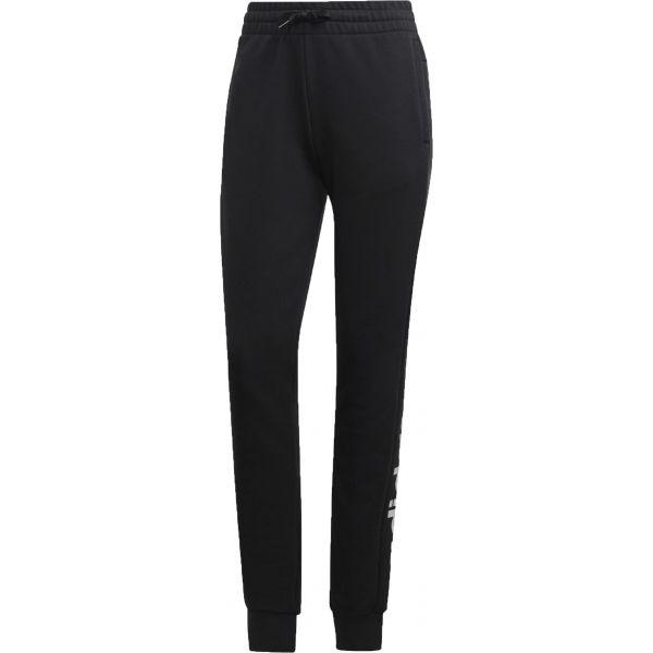 adidas ESSENTIALS LINEAR PANT černá L - Dámské kalhoty