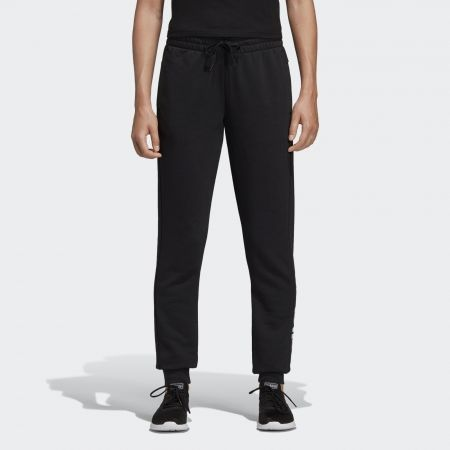 Women's pants - adidas ESSENTIALS LINEAR PANT - 3