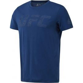 Reebok UFC FG LOGO TEE - Men's T-shirt