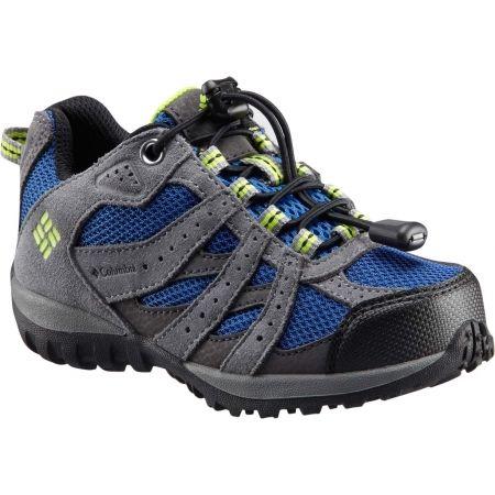Detská outdoorová obuv - Columbia CHILDRENS REDMOND WATERPROOF - 1