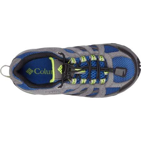 Detská outdoorová obuv - Columbia CHILDRENS REDMOND WATERPROOF - 3