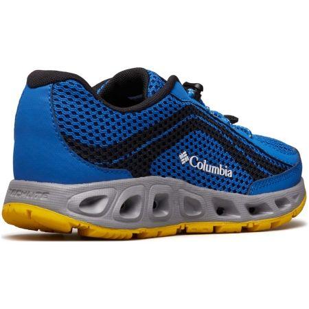 Dětské outdoorové boty - Columbia YOUTH DRAINMAKER IV - 5